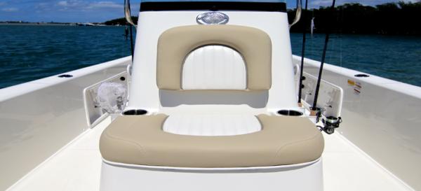 Console Forward Seat
